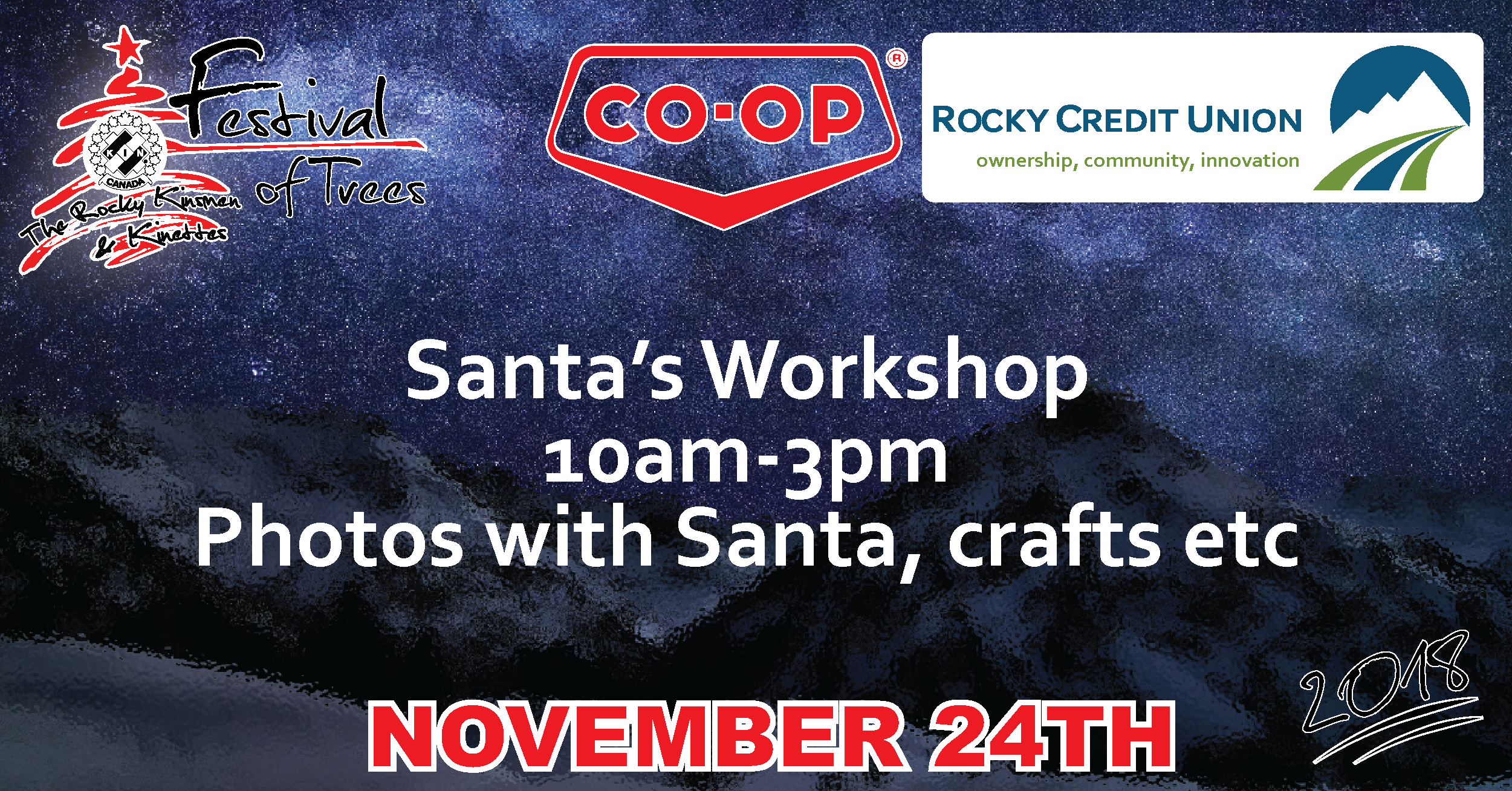 FaceBookPoster_Santas Workshop